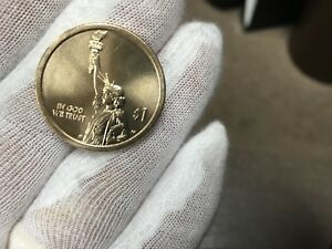 2018D AMERICAN INNOVATION $1 US MINT BRIGHT UNCIRCULATED COIN