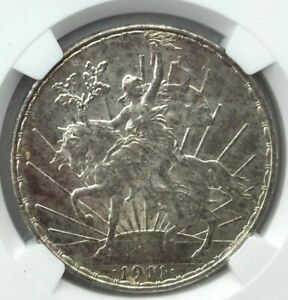 Click now to see the BUY IT NOW Price! 1911 MEXICO PESO CABALLITO LONG RAY NGC MS62 HD VIDEO IN DESCRIPTION