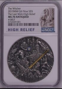 Click now to see the BUY IT NOW Price! NGC MS70 2019 BOOK SERIES THE WITCHER