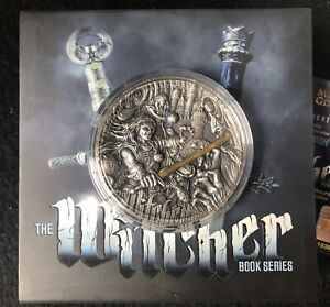 Click now to see the BUY IT NOW Price! 2019 1ST COIN BOOK SERIES THE WITCHER