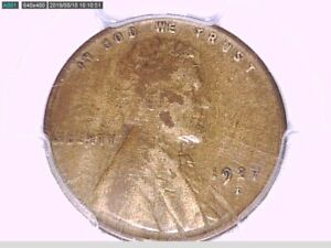 1927 D  LINCOLN WHEAT CENT PCGS VF 20 24769729 VIDEO
