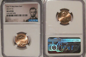 Click now to see the BUY IT NOW Price! 2017 P LINCOLN SHIELD CENT 1C NGC MS 69 RD LINCOLN LABEL