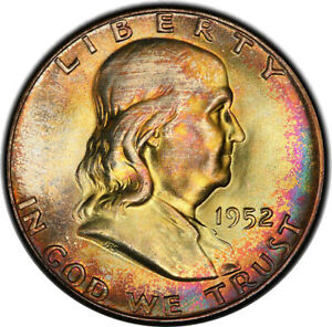Click now to see the BUY IT NOW Price! 1952 50C PCGS MS67 FBL
