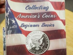 2005 COLLECTING AMERICA'S COINS BEGINNER BASICS COMMEMORATIVE 6 COIN US MINT SET
