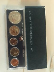 UNITED STATES SPECIAL MINT SET 1966 & 1967