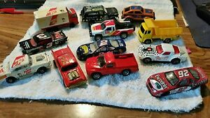 lot of 12 die cast 1 64 scale