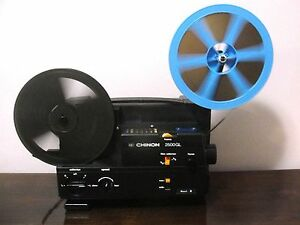 chinon 2500gl dual 8mm super 8 reg 8mm