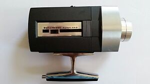 bell howell autoload super 8mm optronic