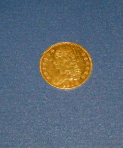 1809 / 8 CLASSIC CAPPED BUST GOLD $5 FIVE DOLLAR HALF EAGLE OVERDATE
