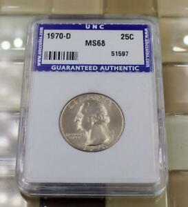 Click now to see the BUY IT NOW Price! 1970 D WASHINGTON QUARTER  UNCIRCULATED HIGHEST GRADE  OFFERS