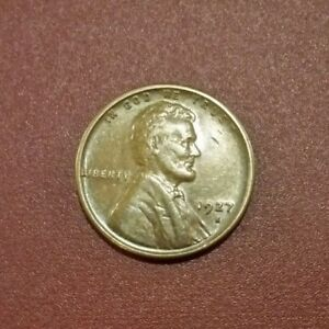 Click now to see the BUY IT NOW Price! 1927 S LINCOLN CENT ORIGINAL COIN XF
