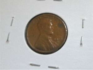 1919 LINCOLN WHEAT PENNY  OLD U.S.A. ONE CENT COIN