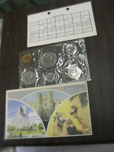 CANADA YEAR 1981 MINT SET IN PACK AND ENVELOPE