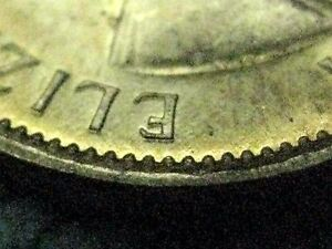 1964 CANADA CENTS 2 COIN LOT 1 DBL NAME & LEGEND 1 SPIKES & DIE DAMAGE IN BEADS