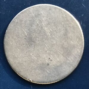1818 CAPPED BUST QUARTER DOLLAR 25C CIRCULATED POSSIBLE POOR 1 9702