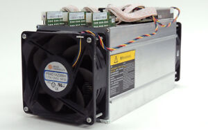 BITMAIN ANTMINER S9 13.5TH BITCOIN MINER  WITH  APW3     12   1600 POWER SUPPLY