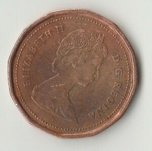 1988 CANADIAN CENT