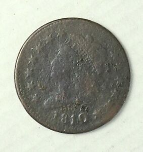 1810 US LARGE CENT