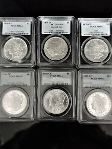 Click now to see the BUY IT NOW Price! 1878 1921 P D S O CC  PLUS VARIATIONS  COMPLETE MORGAN DOLLAR SET