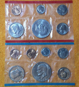1974 US UNCIRCULTED  MINT SET