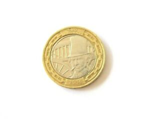 COLLECABLE 2 COIN; CELEBRATING THE 200TH ANNIVERSARY OF THE BIRTH OF BRUNEL