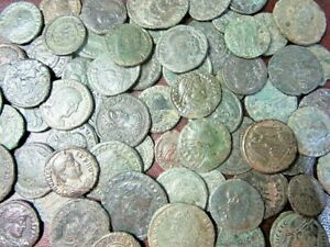 ANCIENT ROMAN COINS HIGH QUALITY 1ST TO 4TH CENTURY.