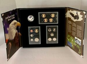 2008 US PROOF AMERICAN LEGACY COLLECTION SET BALD EAGLE STORY 15 PROOF COINS NEW