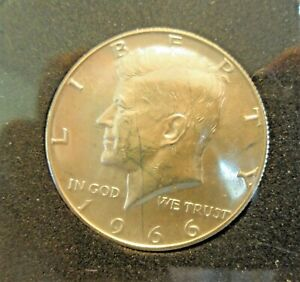 1966 KENNEDY PROOF HALF DOLLAR