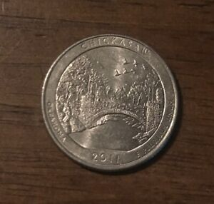 2011 P CHICKASAW NP AMERICA THE BEAUTIFUL QUARTER  50   OFF 10  COINS  1019
