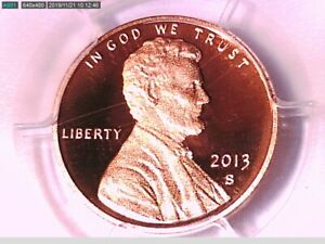 2013 S LINCOLN SHIELD CENT PCGS PR 69 RD DCAM 27751206 VIDEO