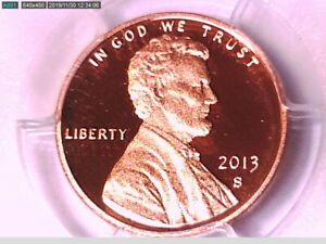 2013 S LINCOLN SHIELD CENT PCGS PR 69 RD DCAM 32445973 VIDEO