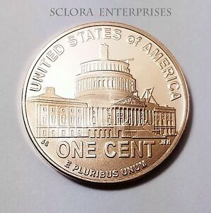 2009 S LINCOLN CAPITOL YEARS  PROOF  CENT / PENNY