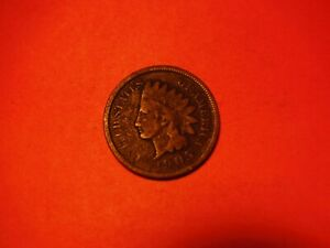 1905 INDIAN HEAD CENT    GOOD CIRCULATED