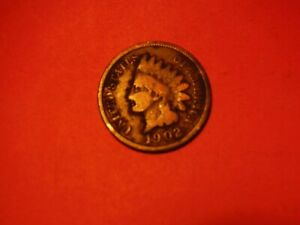 1902 INDIAN HEAD CENT    GOOD CIRCULATED