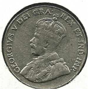 1933 5 CENTS COIN. COIN SEEN IS THE COIN BUYER GETS.