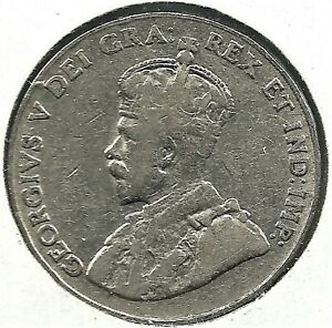 1928 5 CENTS COIN. COIN SEEN IS THE COIN BUYER GETS.