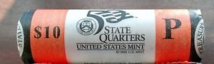 FLORIDA 2004 STATE QUARTER MINT ROLL P
