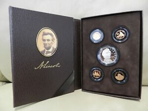 2009 UNITED STATES MINT LINCOLN COIN & CHRONICLES SET