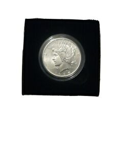 1925 LIBERTY PEACE SILVER DOLLAR   BRILLIANT & UNCIRCULATED