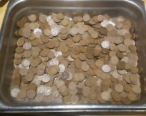 Click now to see the BUY IT NOW Price! HUGE LOT OF 1000  CANADA KING GEORGE V SMALL CENTS. 1920 1936 NICE MIX