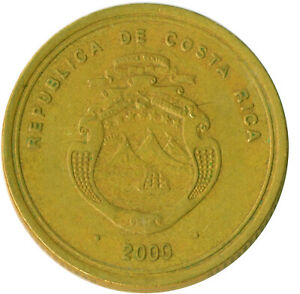 COIN / COSTA RICA / 100 COLONES 2000   WT12102