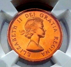 Click now to see the BUY IT NOW Price! 1954 NSF PENNY   SUPERB  NGC PL66