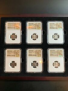 Click now to see the BUY IT NOW Price! THE TWELVE CAESAR COLLECTION COINS   GRADED XF AND ABOVE