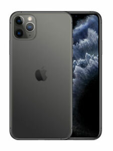 APPLE IPHONE 11 PRO MAX   256GB   SPACE GRAY  UNLOCKED  A2161
