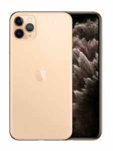 APPLE IPHONE 11 PRO MAX   256GB   GOLD  UNLOCKED  A2161