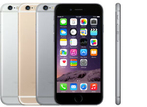 APPLE IPHONE 6 FULLY UNLOCKED 64GB   ALL COLORS