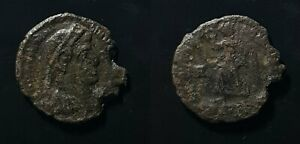 D721 ROMAN COIN OF EMPEROR VALENTINIAN I FROM 364 375 AD