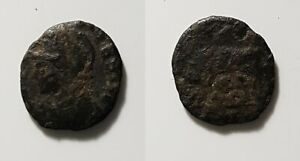 D765 ROMAN BRONZE COMMEMORATIVE ISSUE FROM THE REIGN OF CONSTANTINE I 330 340