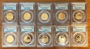 Click now to see the BUY IT NOW Price! COMPLETE SET NATIVE AMERICAN SACAGAWEA 2011 2020 PCGS PR70DCAM FIRST STRIKE