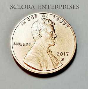 2017 S LINCOLN SHIELD   ENHANCED PROOF   CENT / PENNY